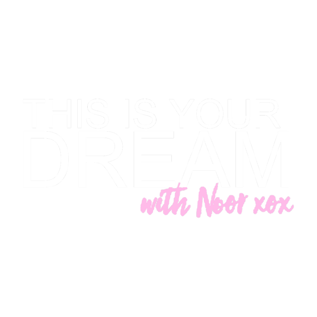 This Is Your Dream | Business & Life Success Coaching Valued Client at Annette & Co.