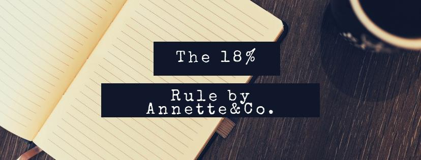 The 18% Rule