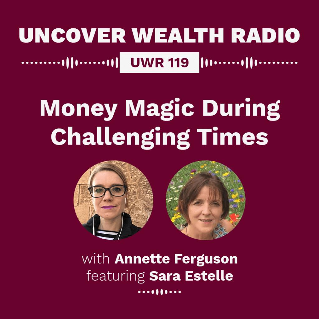 Annette Ferguson Podcast Banner - UWR 119