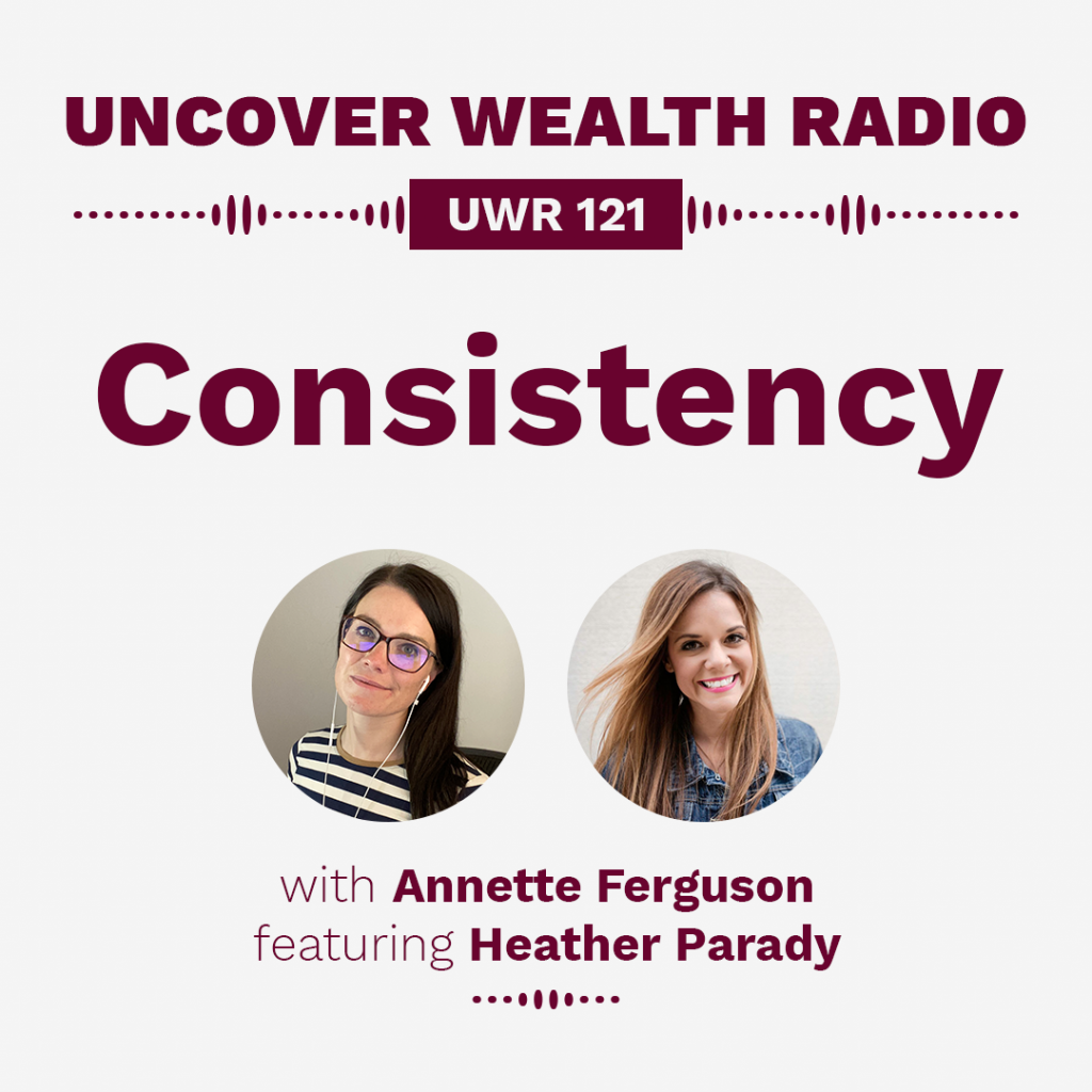 Annette Ferguson Podcast Banner - UWR 121
