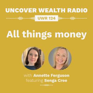 Annette Ferguson Podcast Banner - UWR 124