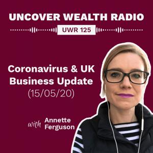Annette Ferguson Podcast Banner - UWR 125