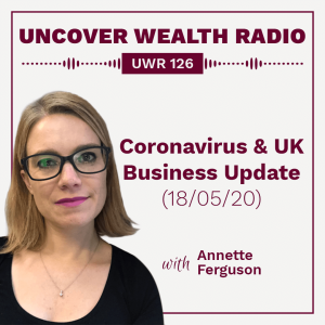 Annette Ferguson Podcast Banner - UWR 126