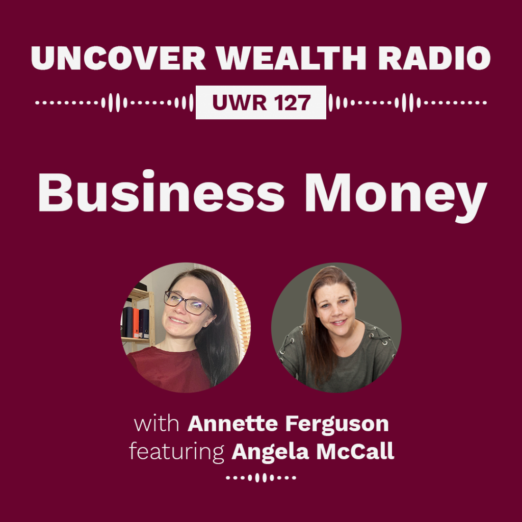 Annette Ferguson Podcast Banner - UWR 127