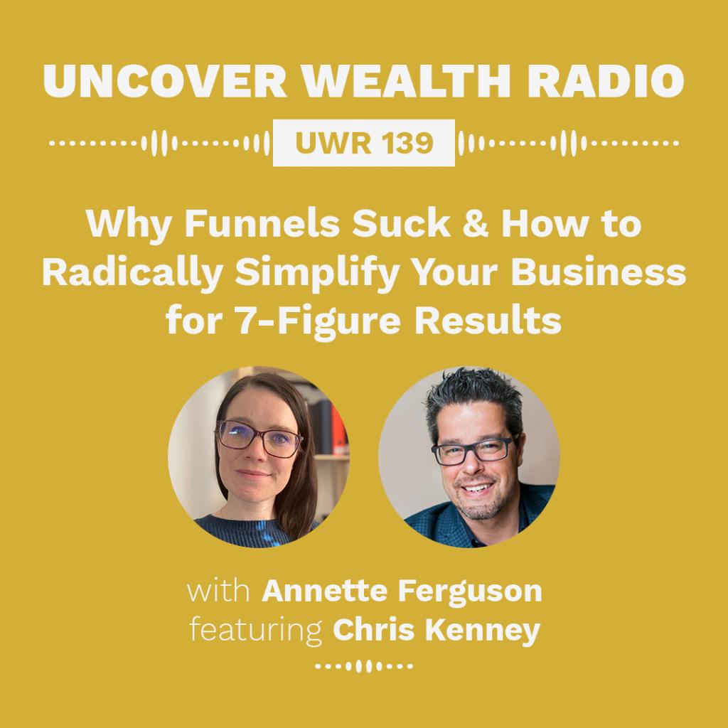Annette Ferguson Podcast Banner - UWR 139