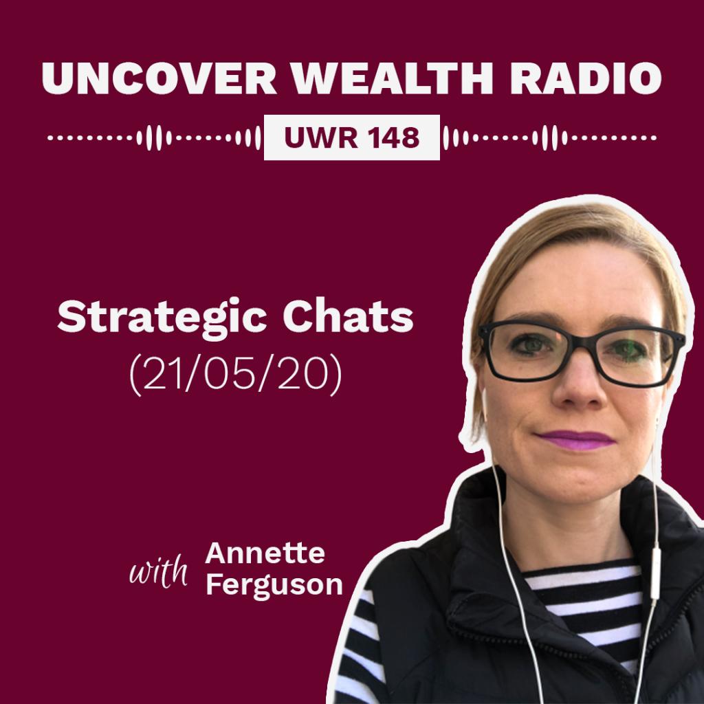 Annette Ferguson Podcast Banner - UWR 148