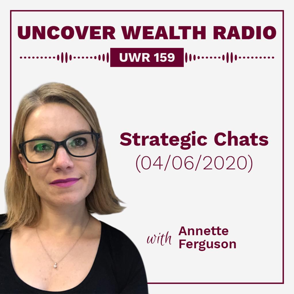 Annette Ferguson Podcast Banner - UWR 159