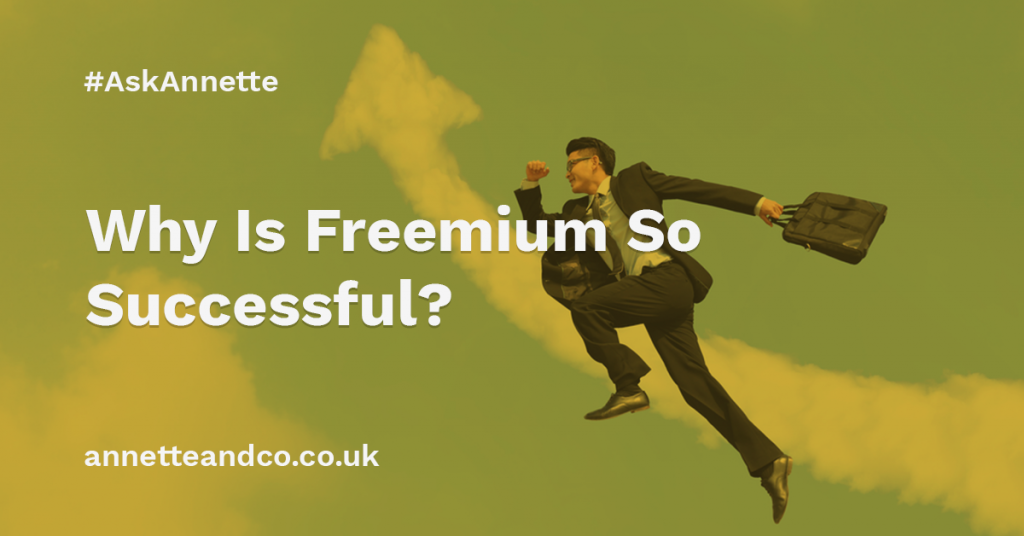 a featured image of a blog post that highlights the topic Why Is Freemium So Successful