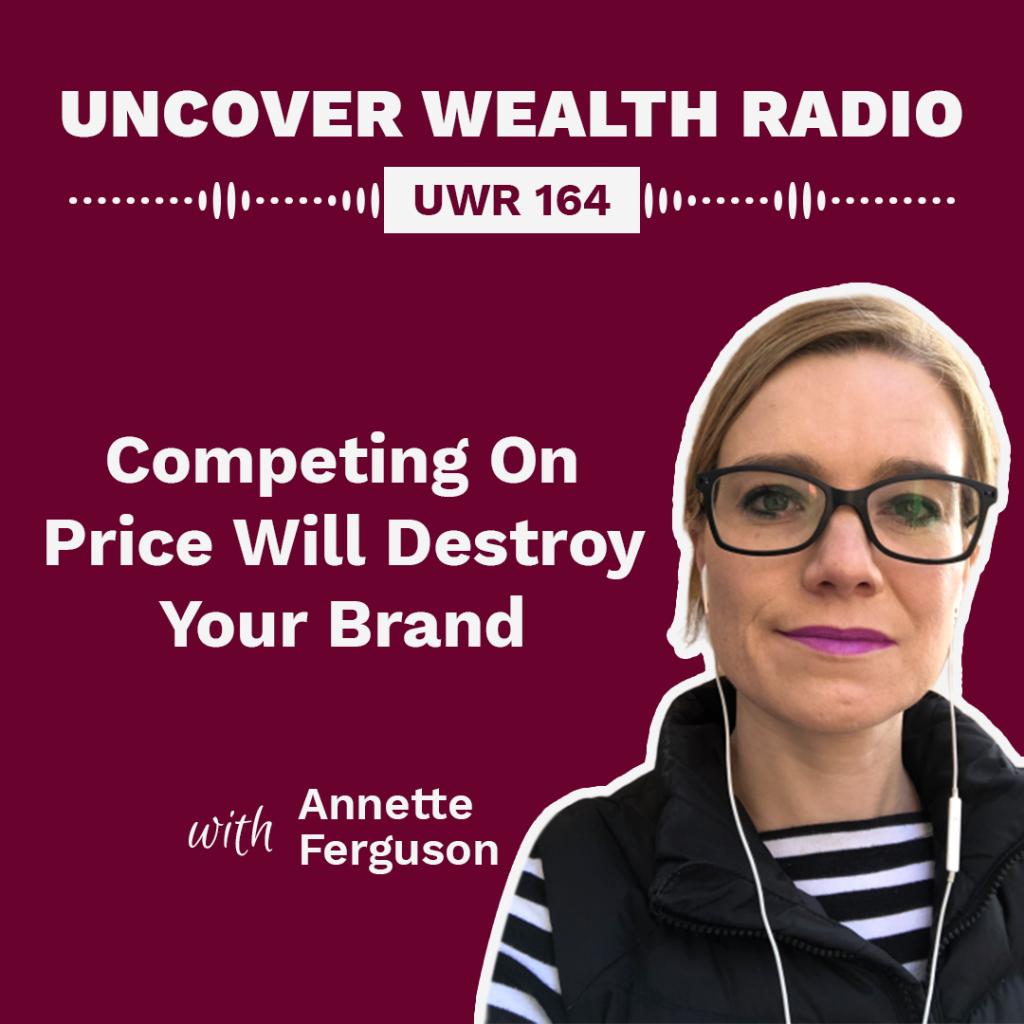 Annette Ferguson Podcast Banner - UWR 164