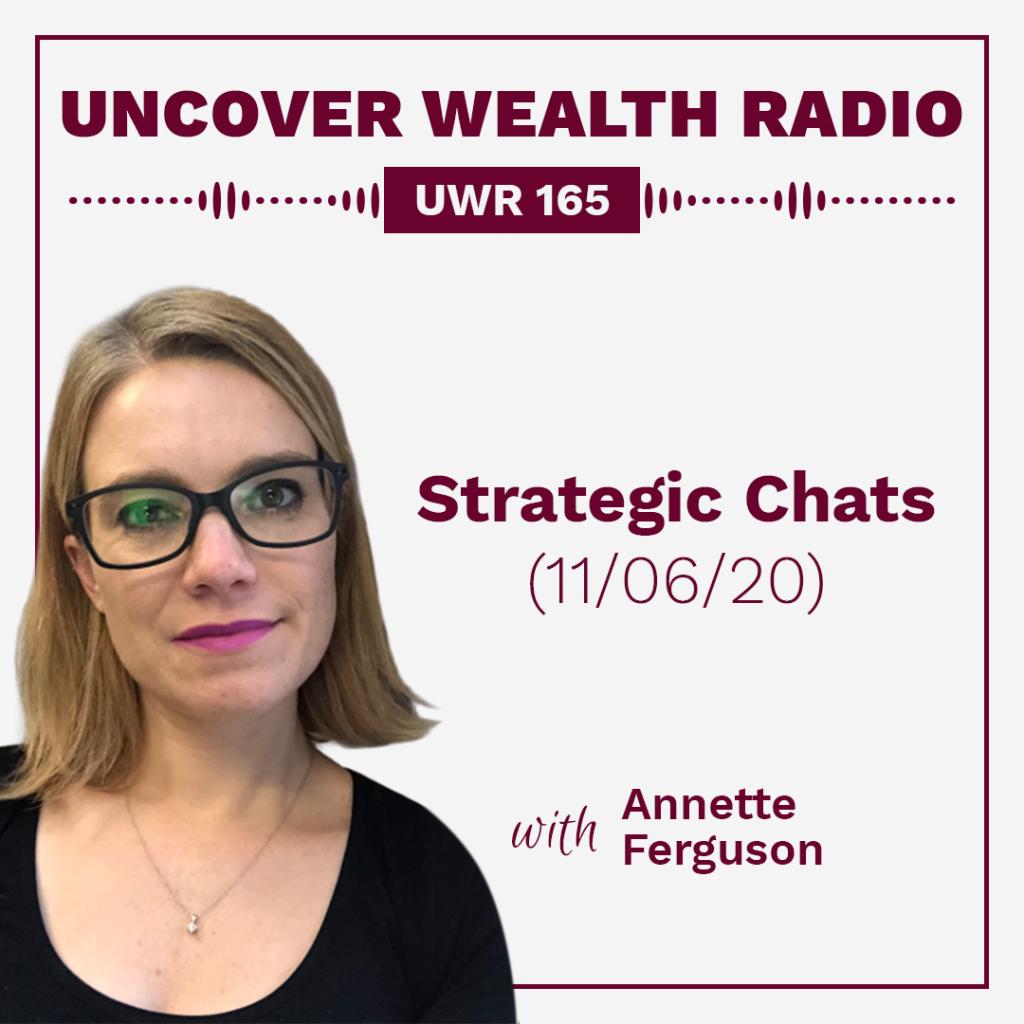 Annette Ferguson Podcast Banner - UWR 165