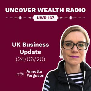 Annette Ferguson Podcast Banner - UWR 167