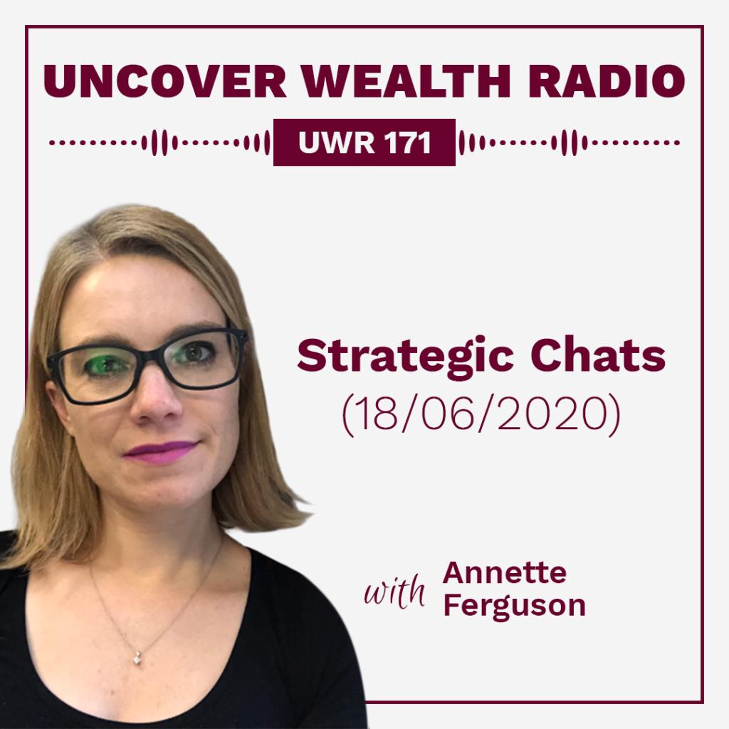 Annette Ferguson Podcast Banner - UWR 171