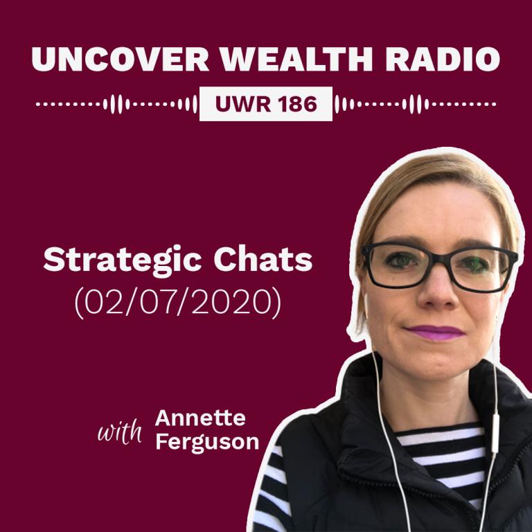 Annette Ferguson Podcast Banner - UWR 186