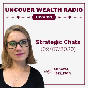 Annette Ferguson Podcast Banner - UWR 191