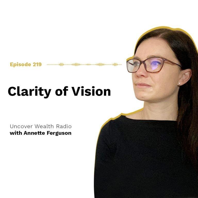 Annette Ferguson Podcast Banner - UWR 219