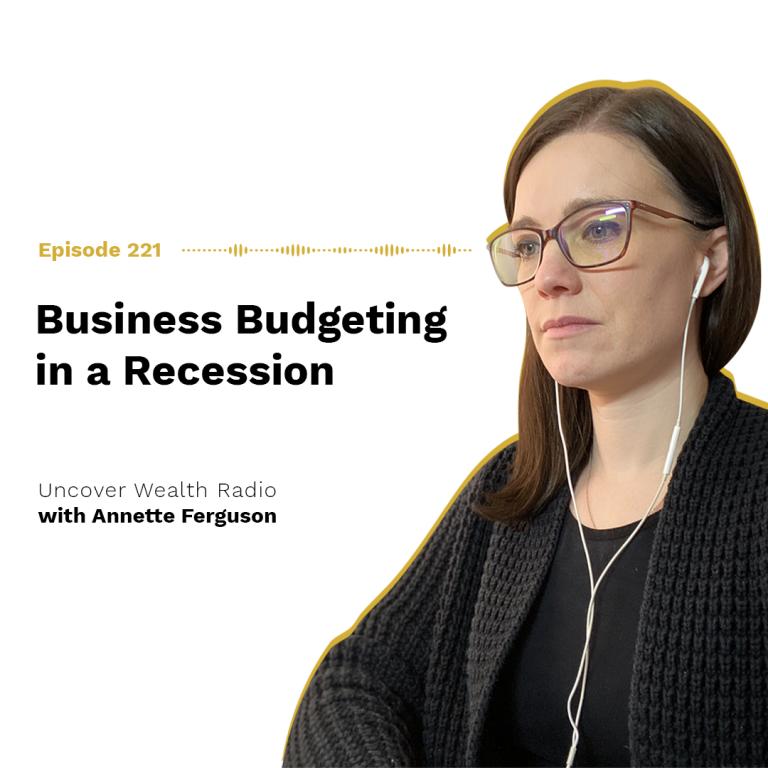 Annette Ferguson Podcast Banner - UWR 221
