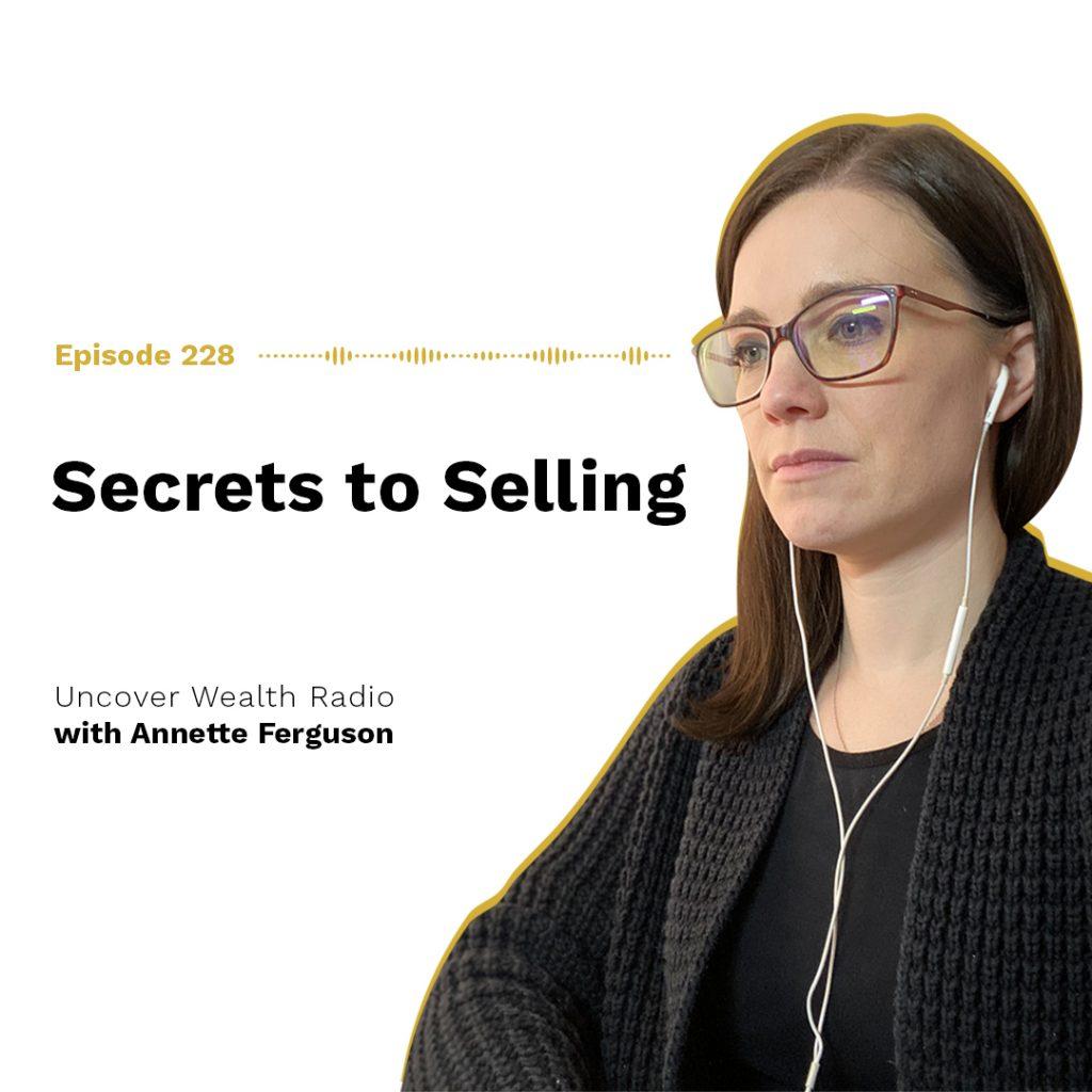 Annette Ferguson Podcast Banner - UWR 228