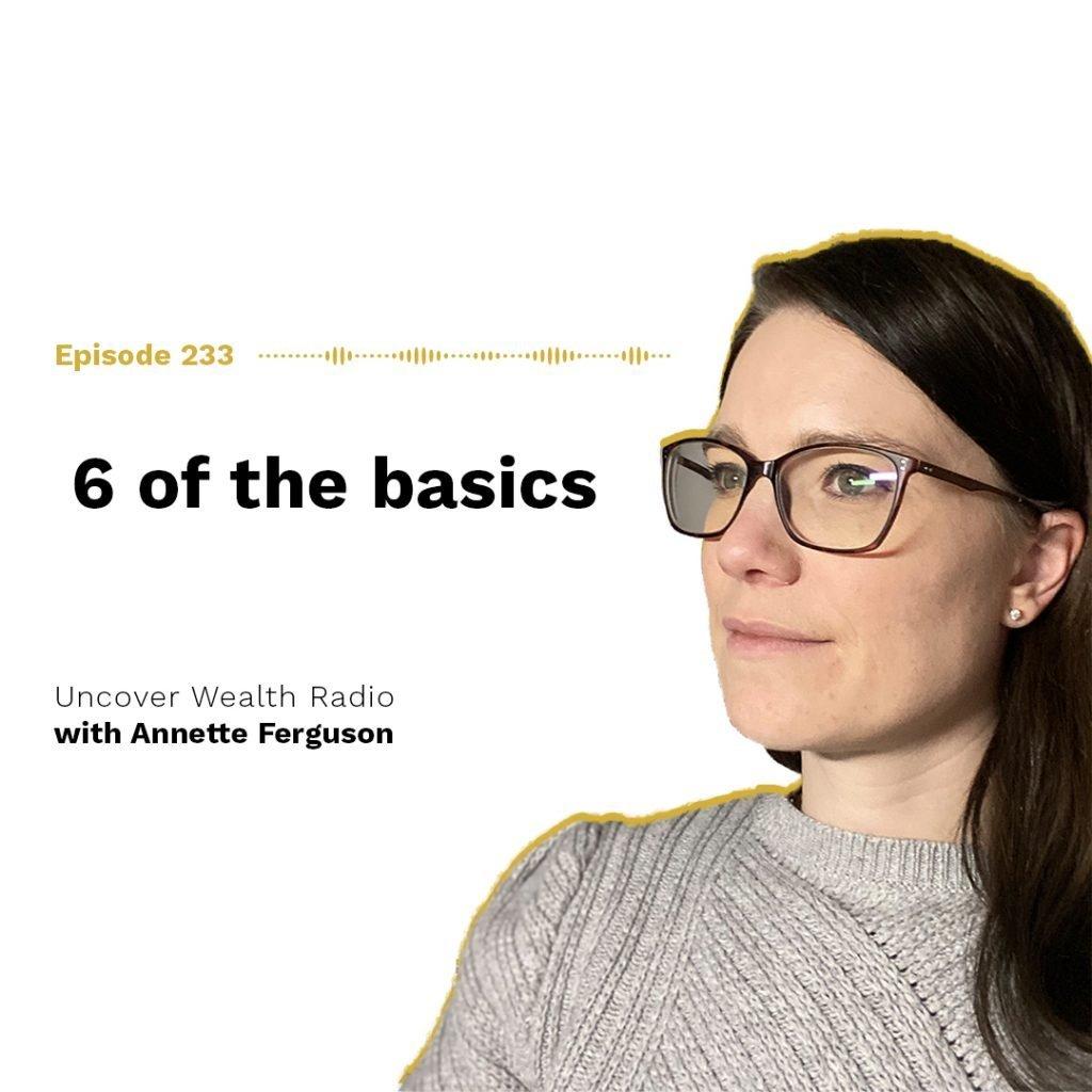 Annette Ferguson Podcast Banner - UWR 233