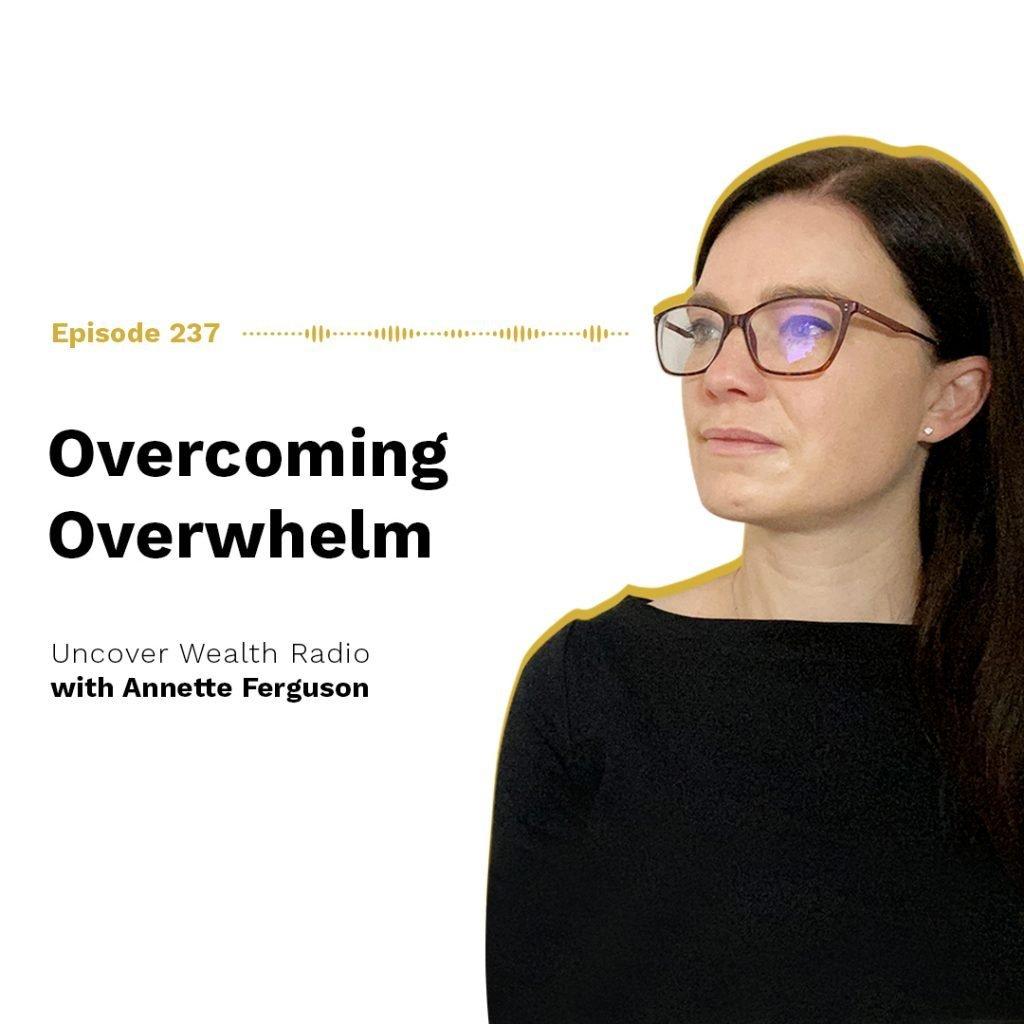 Annette Ferguson Podcast Banner - UWR 237