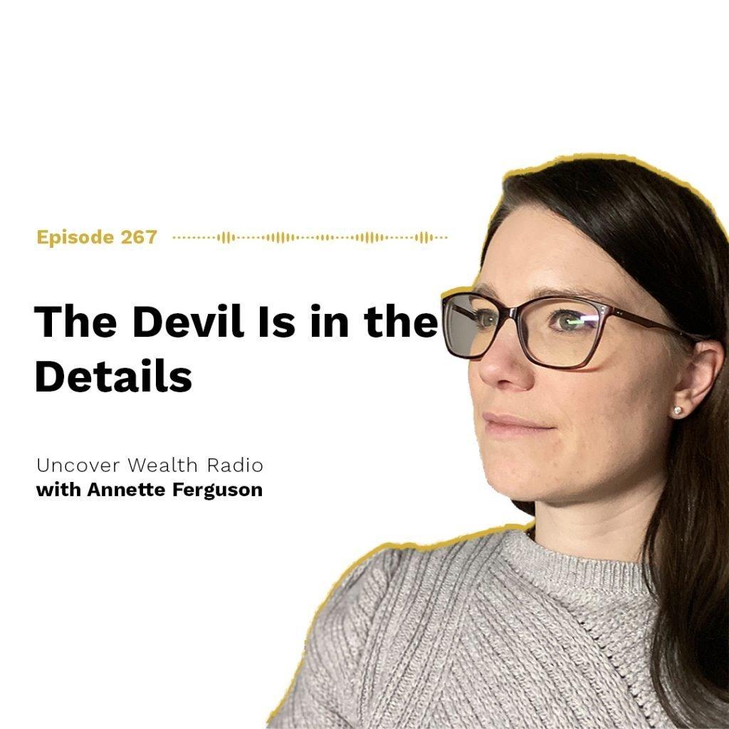 Annette Ferguson Podcast Banner - UWR 267