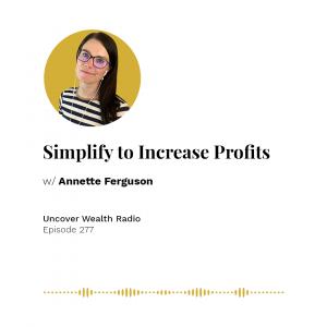 Annette Ferguson Podcast Banner - UWR 277