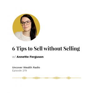 Annette Ferguson Podcast Banner - UWR 279