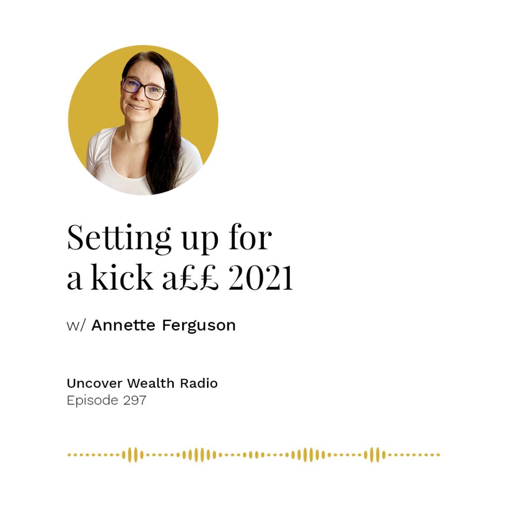 Annette Ferguson Podcast Banner - UWR 297