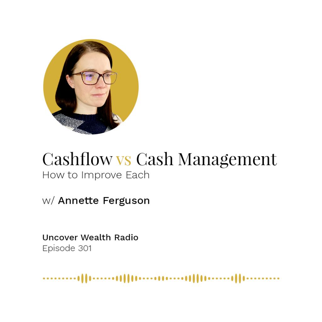 Annette Ferguson Podcast Banner - UWR 301