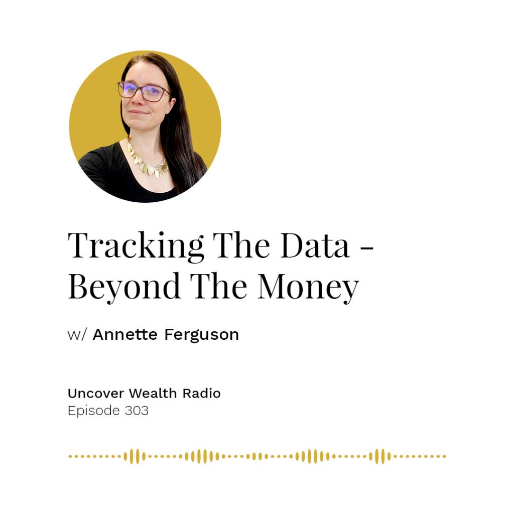 Annette Ferguson Podcast Banner - UWR 303