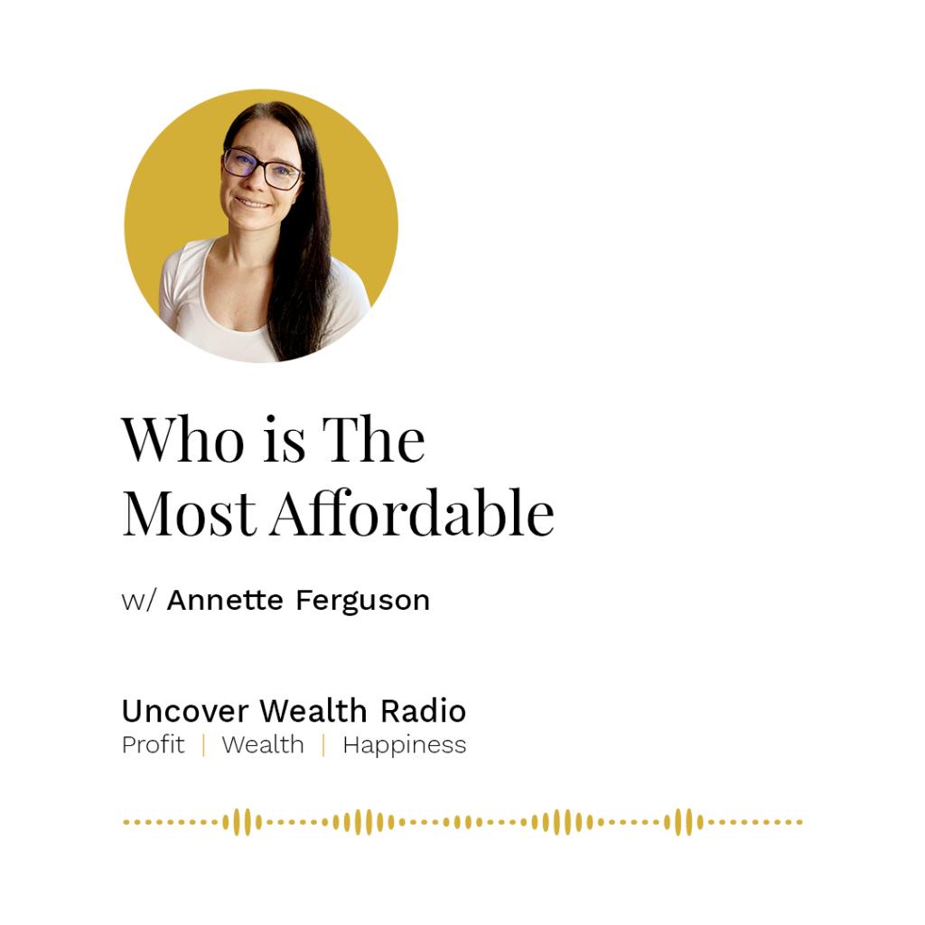 Annette Ferguson Podcast Banner - UWR 320
