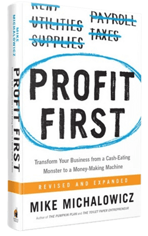profit first book cover tny