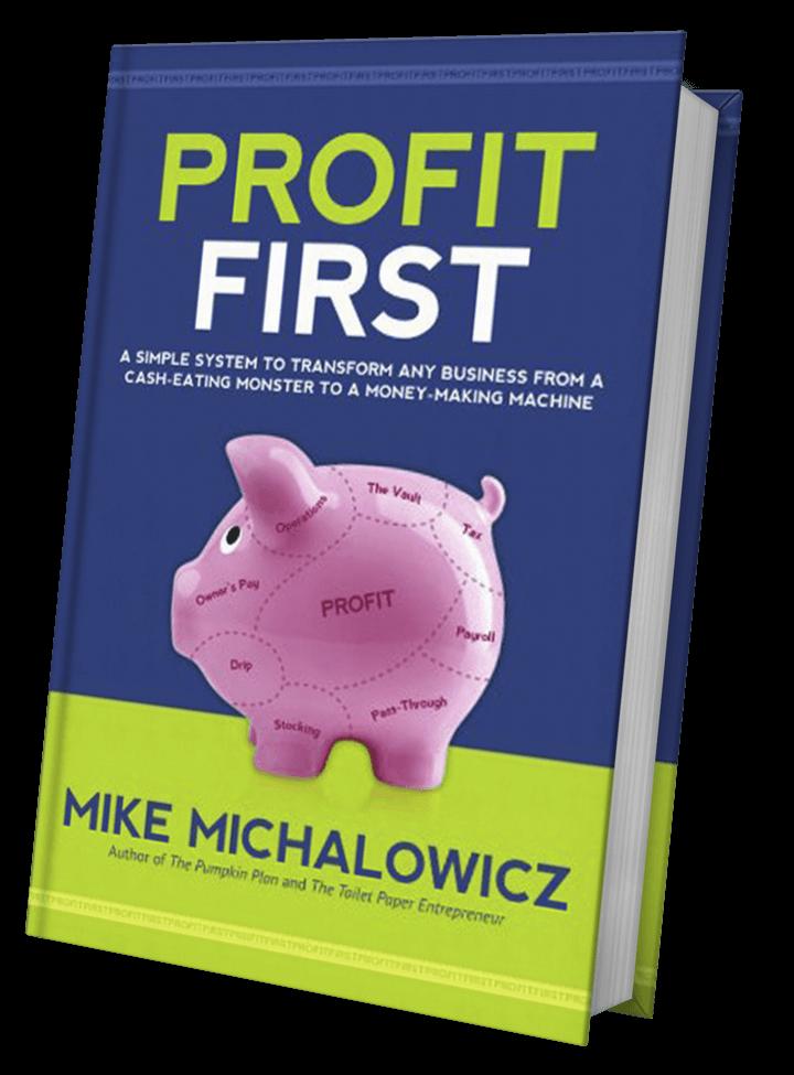 profit first blue