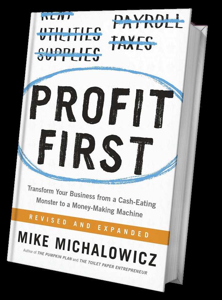 profit first white