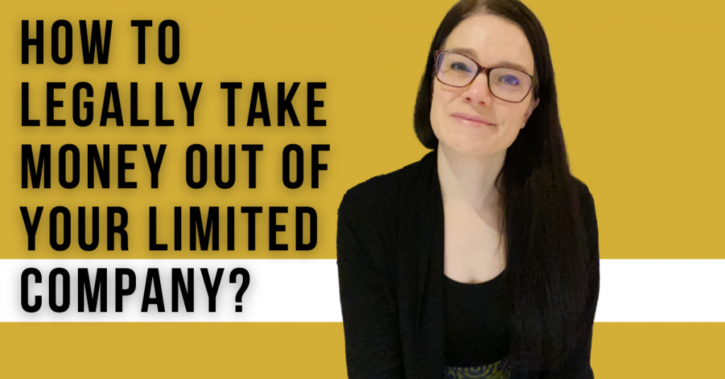 a blog featured with annete entitled How to Legally Take Money Out of Your Limited Company?